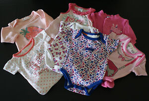 BABY-GIRL-039-S-PUPMKIN-PATCH-amp-MORE-NEWBORN-Sz-0000-ALL-IN-EXC-CONDITION