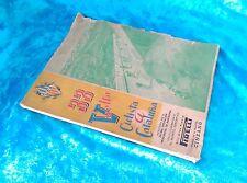 33 VUELTA CICLISTA CATALUÑA 1955, MUNDO DEPORTIVO, PIRELLI, AYUNT. BARCELONA