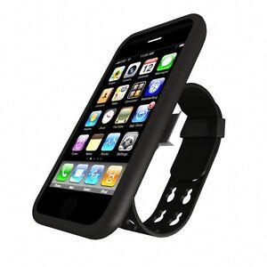 The Cufflink - iPhone Wristband