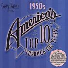 Casey Kasem: America's Top 10 Through Years - The 50's by Various Artists (CD, Apr-2001, Top Sail Productions)