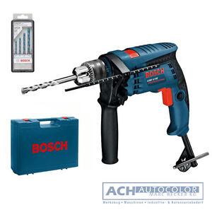 Hervorragend BOSCH GSB 13 RE GSB18 18RE Bohrmaschine blau Schlagbohrmaschine +  PJ05