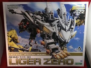 KOTOBUKIYA-ZOIDS-HMM-022-RZ-041-LIGER-ZERO-1-72-Plastic-Model-Kit-NEW-from-Japan