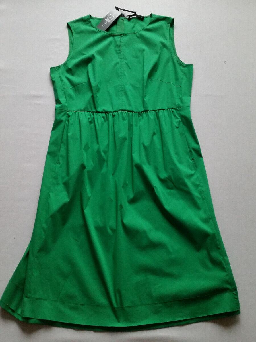LUISA CERANO Kleid green Gr.44--UK18NEU mit Etikett