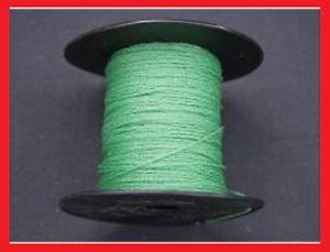 Flechtleine 5mm grün 100m Rolle Reepschnur Bruchlast 400kg Tauwerk PP