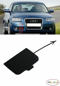 Audi A3 2005 2008 New Front Bumper Tow Towing Eye Hook Cover Cap Ebay