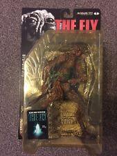 Mcfarlane - THE FLY Brundle Movie Maniacs 3 Macfarlane Horror Figure Mint Sealed