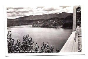 Vintage-Postcard-KOOTENAI-RIVER-BONNERS-FERRY-IDAHO-Real-Photo-RPPC-Bridge-US-ID
