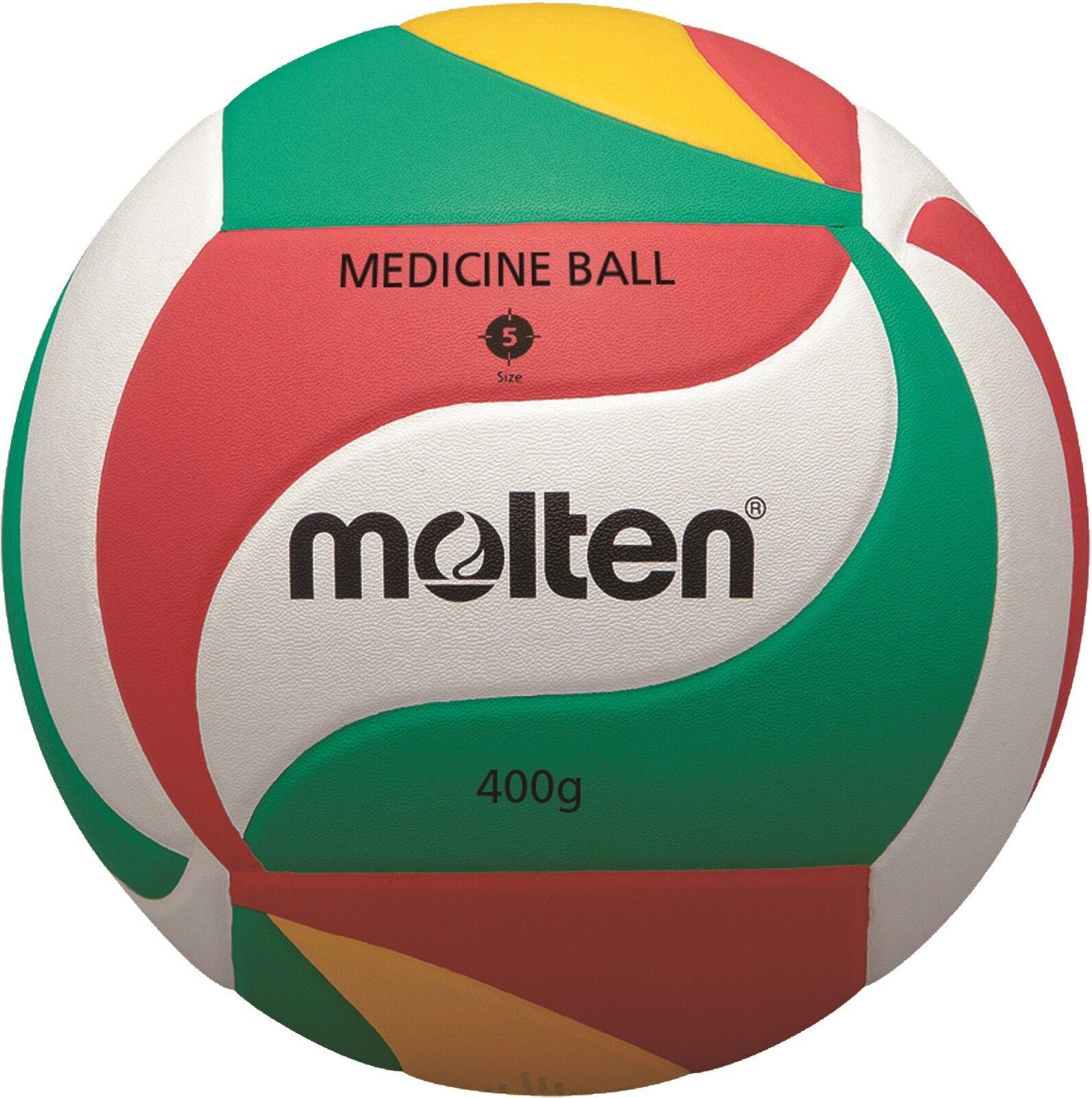 MOLTEN pallavolo V5M9000-M 400 g palla-peso Palla medica Palla allenamento