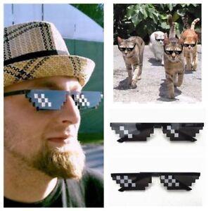 Gafas-de-sol-Gafas-Vida-gamberro-acuerdo-Pixel-Bit-gafas-de-sol