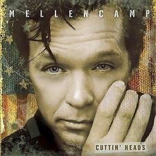 Cuttin' Heads by John Mellencamp (CD, Oct-2001, Sony Music Distribution (USA))
