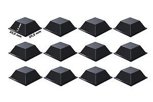 Fensterdichtungen Angemessen 120 M Dichtungs Dämm Filz Streifen Band Selbstklebend 24 Stück 10 X 10mm X 510cm FüR Schnellen Versand Heimwerker