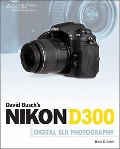 david busch s digital photography guides david busch s nikon d300 rh ebay com Nikon D300 Mirrors Nikon D300 Sample