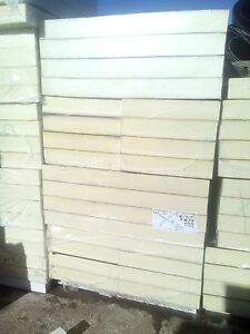1 PALLET 120 MM 8 x PK Recticel Powerdeck U/F Insulation boards sheets KINGSPAN