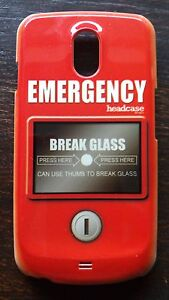 Handyhülle Schutzhülle Samsung Galaxy Nexus i9250 Emergency Break Glass - Koblenz, Deutschland - Handyhülle Schutzhülle Samsung Galaxy Nexus i9250 Emergency Break Glass - Koblenz, Deutschland