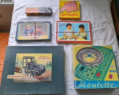 DDR Spielzeug Sammlung Konvolut