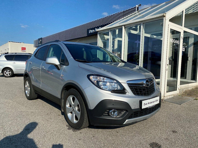 Opel Mokka 1,4 T 140 Enjoy 5d - 154.880 kr.