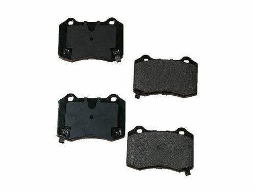 For 2010 Chevrolet Camaro Brake Pad Set Rear OPParts 96447XK 6.2L V8