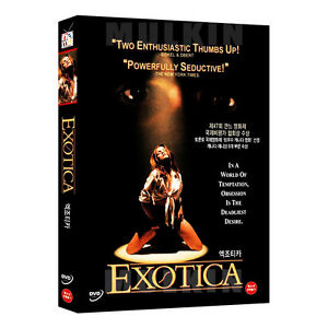 an analysis of exotica a movie by atom egoyan Fifteen months ago, i met the canadian film-maker atom egoyan as he  since  then he has directed 12 features – exotica, from 1994, was the  the guardian  is editorially independent, meaning we set our own agenda.