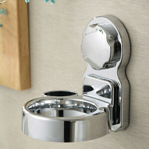 Wall-Mount-Holder-Bathroom-Supplies-Waterproof-Hair-Dryer-Support-Suction-Cup