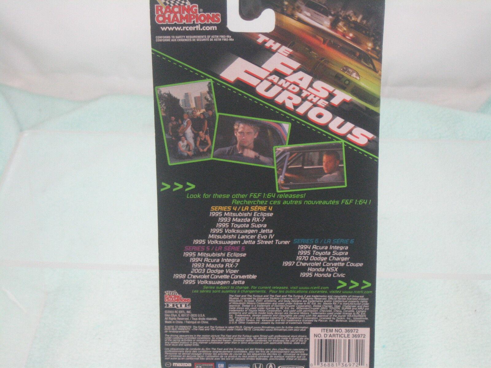 Schnell & the film furious original film the 2003 dodge viper 1 64 db524e