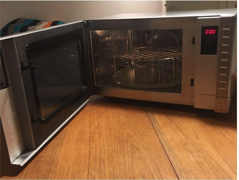 Caso mikrobølge-, grill- og varmluftsovn