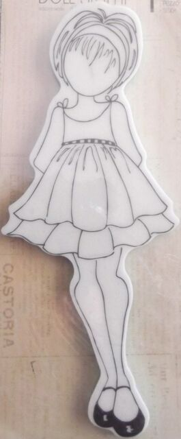 Prima Marketing Julie Nutting Cling Stamps