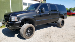 2002 Ford Excursion 4x4 7.3 Deisel