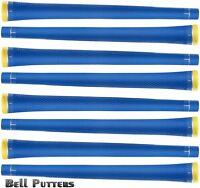 Eight (8) Champ Grips-c2 Royal Blue Standard Golf Grip-mens/men's-50 Grams-0.600