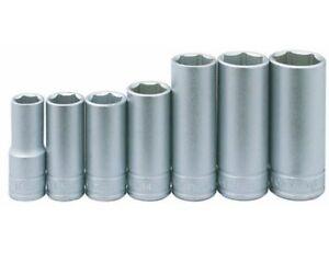 TENG-TOOLS-7-Piezas-Clip-Riel-Set-vasos-de-llave-Metricos-1cm-DRIVE