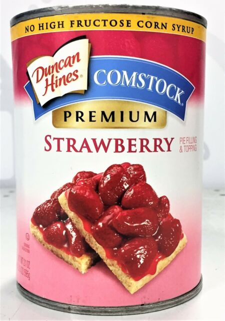 Lucky Leaf Premium Strawberry Pie Filling Topping 21 Oz For Sale Ebay
