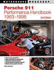 Porsche 911 Perfomance Handbook 1963-1998 by Bruce Anderson (Paperback, 2009)