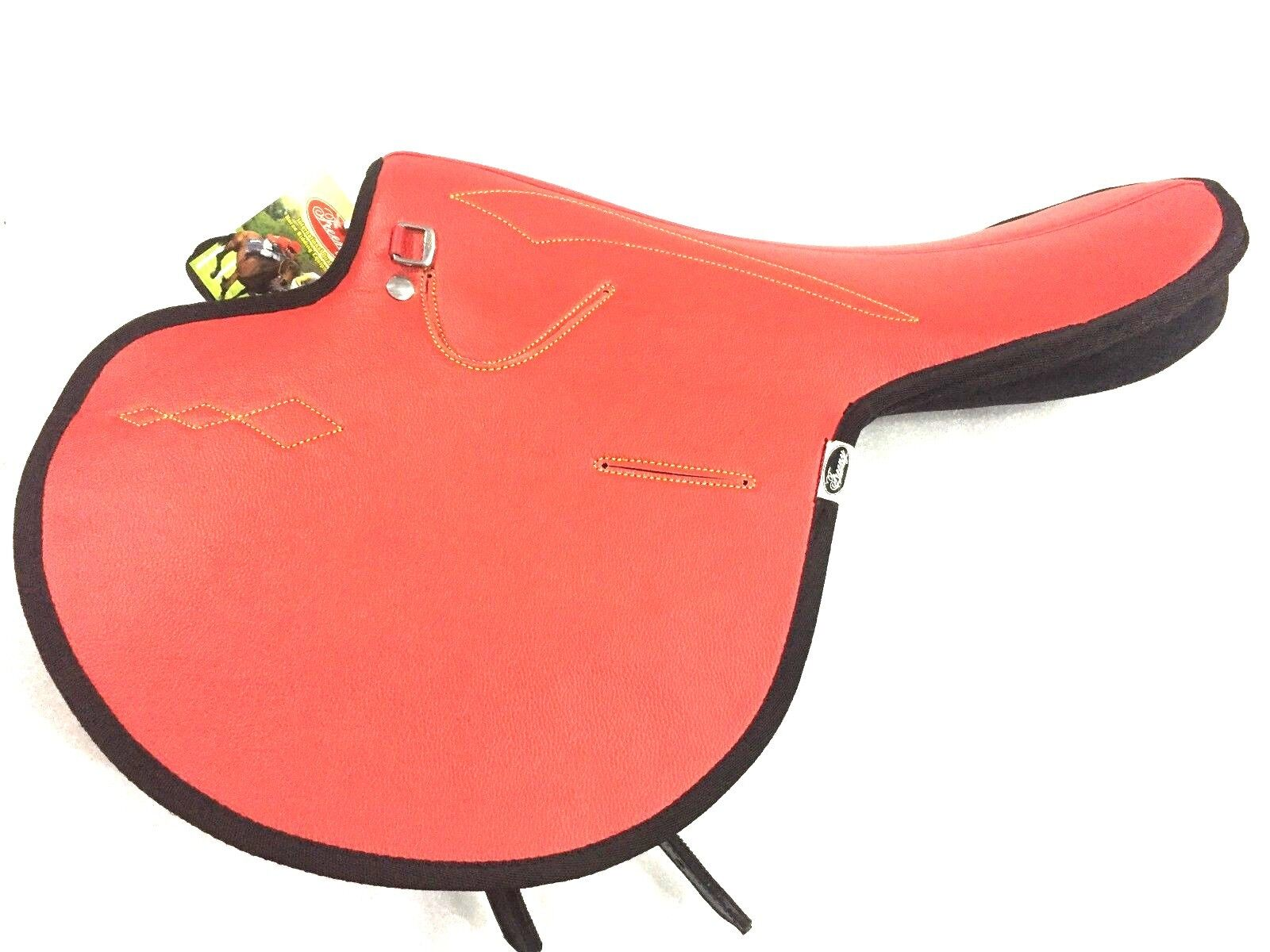 New International Quality  Freeny Synthetic Race Exercise Saddle Light Weight  clearance