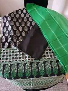 collection de 100 3pc d'hiver Unstitched Original Khaadi dernière Safinaz Sana combinaison S6WaOn
