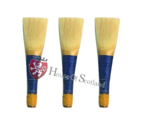Scottish Bagpipe Pipe Chanter Cane Reed//Highland Bagpipes Cane Reed Playable 3 P