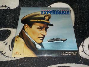 They-Were-Spendibili-Laserdisc-Ld-John-Wayne-Ordini