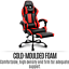 thumbnail 4 - Artiss Gaming Chair Office Computer Leather Chairs Executive Racer Gaming Chairs