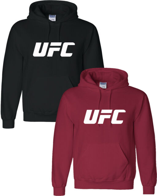 MMA Ultimate Fighting Mixed martial Arts Warrior Mens Charcoal Sweatshirt