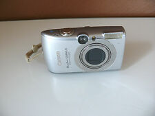 Canon PowerShot SD890 IS 10,0 MP Digitalkamera - silber