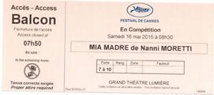 Ticket-billet-collector-Mia-Madre-de-by-Nanni-Moretti-Cannes-Film-Festival