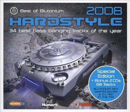 Various - Hardstyle-Best of Blutonium /4