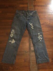 65ef595b65 Dettagli su Dolce E Gabbana D&G Jeans Donna