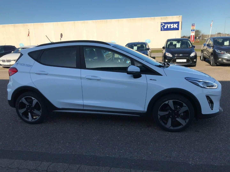 Ford Fiesta 1,0 EcoBoost mHEV Active - billede 4