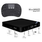 Android6.0 Mini Smart TV Box S905X Quad Core 8G/16G WiFi 4K Media Player Lot
