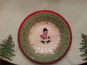 image is loading christmas custom dinner salad dessert plates decorative holiday