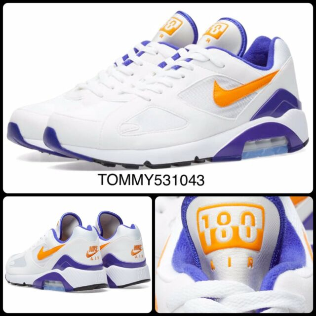 Nike Air Max 180 OG Bright Concord Uk9 Ends Monday 19th 22.00pm for ...