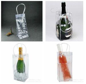 Image Is Loading Ice Bag Wine Beer Champagne Bucket Drink Bottle