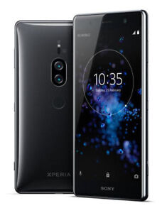 Sony-Xperia-XZ2-Premium-64GB-Chrome-Black-Dual-SIM-NEU