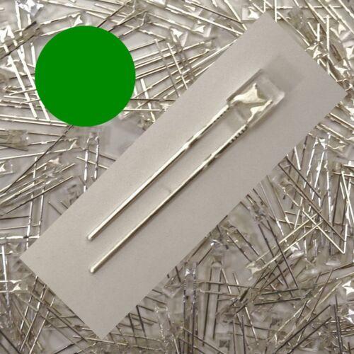 DEL rectangulaire vert clair 2x3mm 1//10//25//50 quantité au choix 2x3x4mm c3626