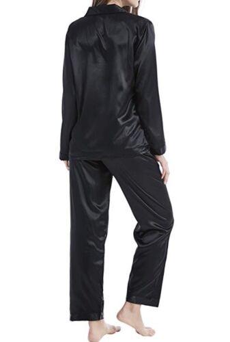 e10a01cf7b3edd Candice New Size Women's Pajama Classic Set Small Satin Tonyamp; NOknX80Pw