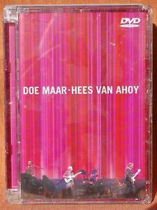 DOE MAAR - HEES VAN AHOY  -  !!! DVD   !!!